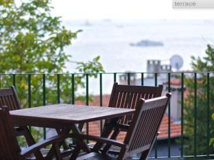 Diva Bosphorus Apartments Istanbul - 3 Bedroom Apartment with Terrace