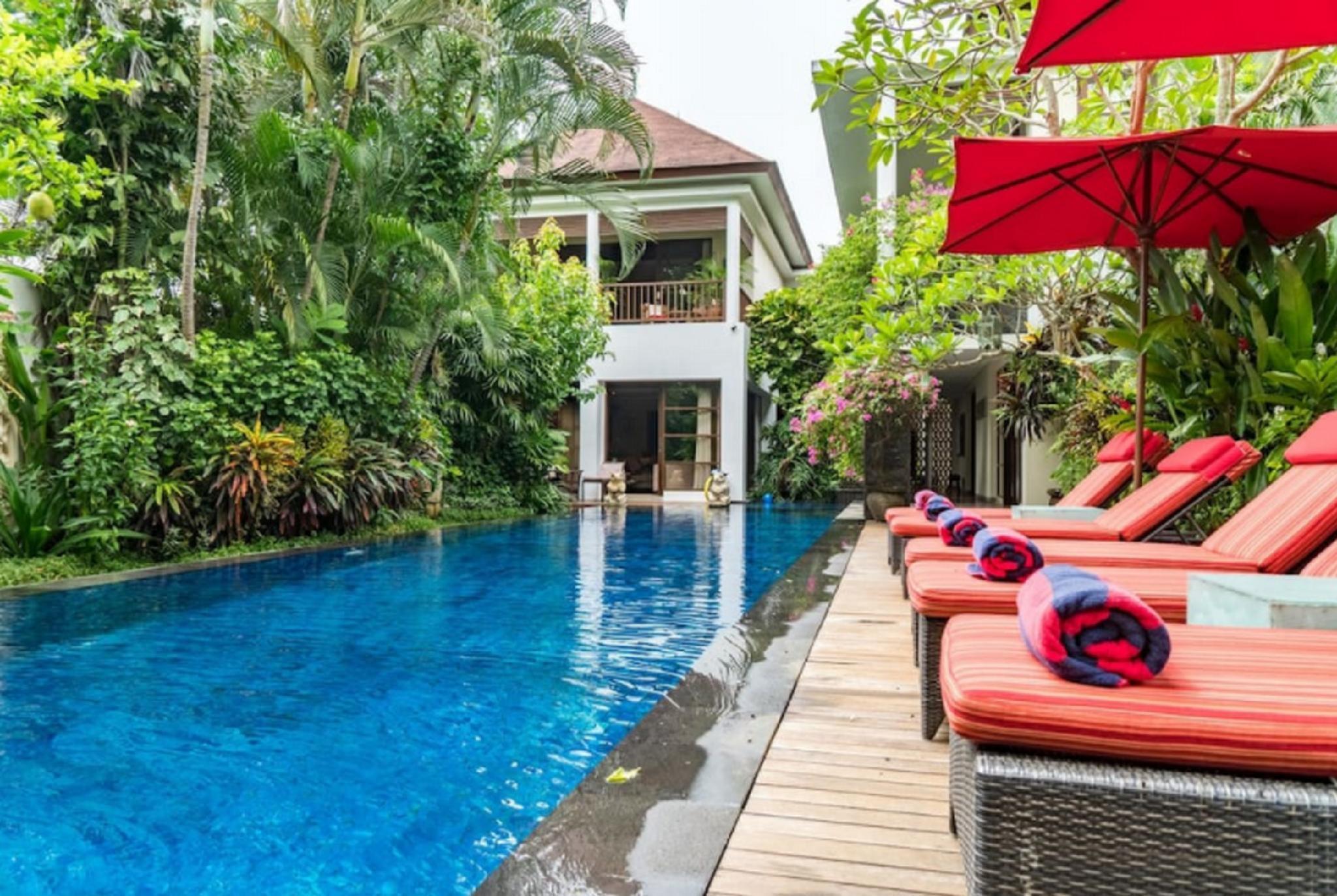 Coconut Grove Villa Sanur