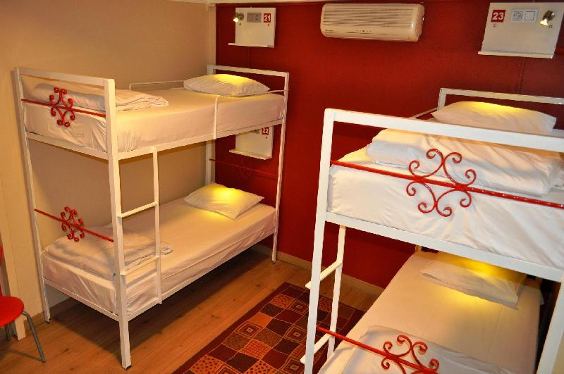 Dormitory (1 Single Bed)