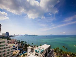 Markland Beach View Pattaya - View