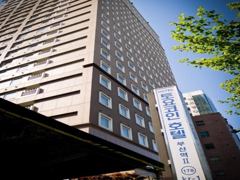 South Korea-토요코인 부산역 2 (Toyoko Inn Busan Station2)
