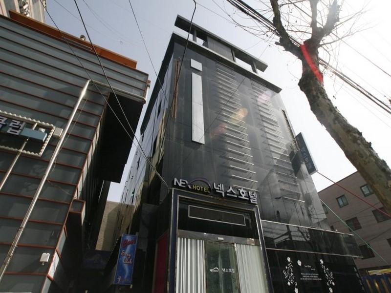 South Korea-넥스 호텔 (Nex Hotel)