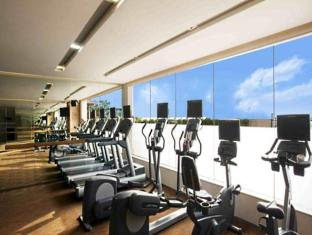 DoubleTree by Hilton New Delhi – Noida – Mayur Vihar New Delhi and NCR - Fitness Room