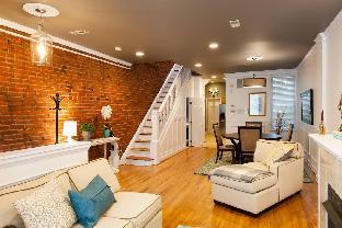 Comfortable Modern DC Row Home