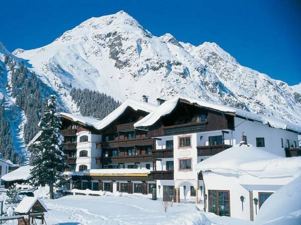 Verwohnhotel Wildspitze Sankt Leonhard Im Pitztal Austria