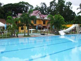Bohol Coconut Palms Resort Бохол - Басейн