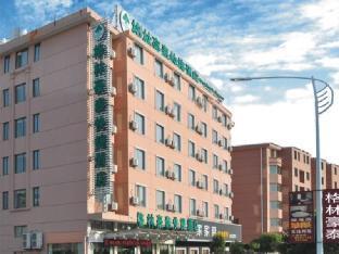 格林豪泰台州台東火車站酒店