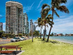 Hotell Spectrum Holiday Apartments  i Gold Coast, Australien