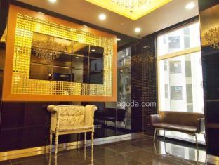 Best Western Hotel Causeway Bay Hongkong - Előcsarnok