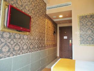 Best Western Hotel Causeway Bay Hongkong - Vendégszoba