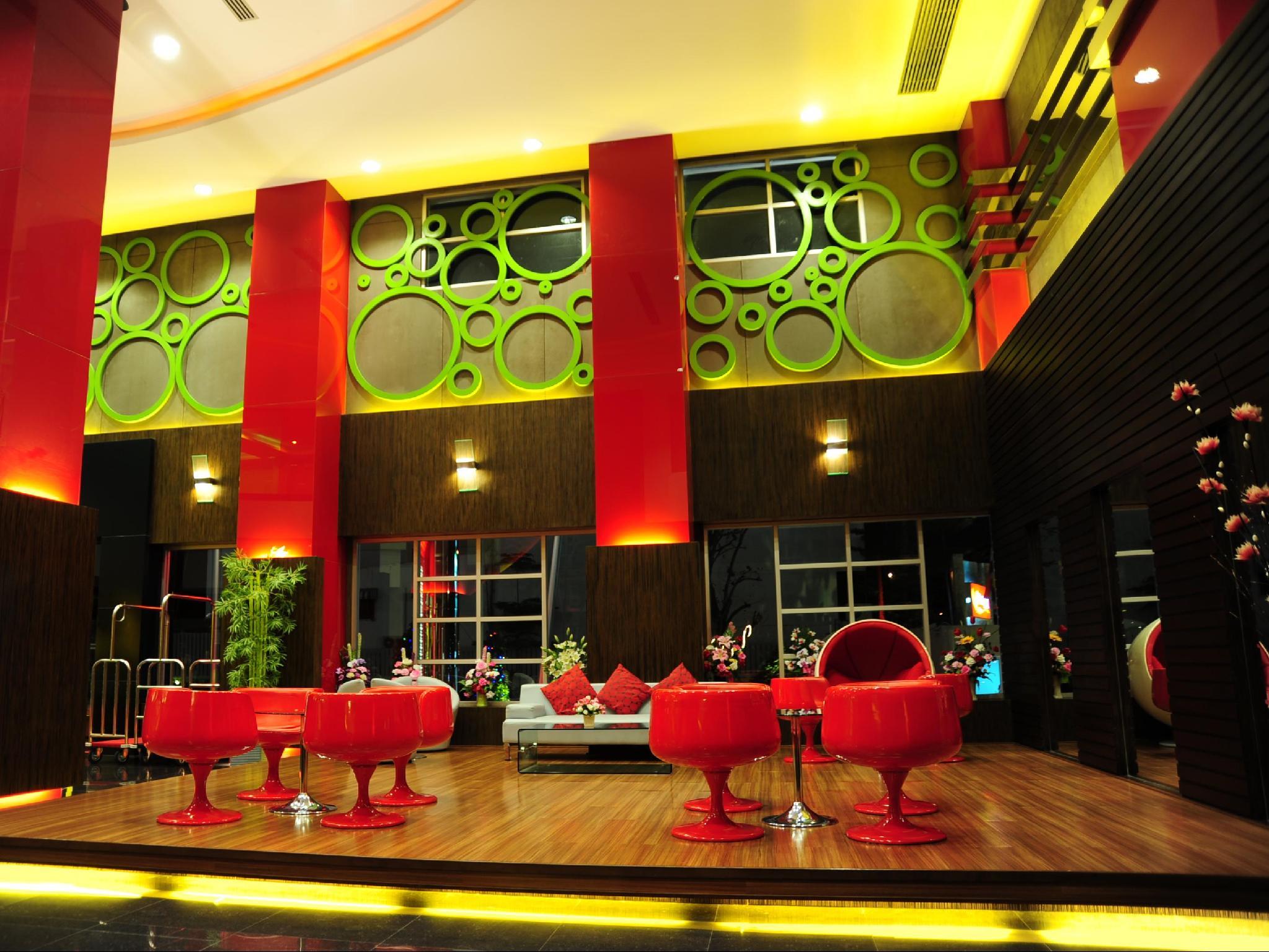 โรงแรมวาสิฏฐี ซิตี้