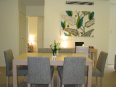 Domain Serviced Apartments Brisbane - Two Bedroom Apartment Dining Room