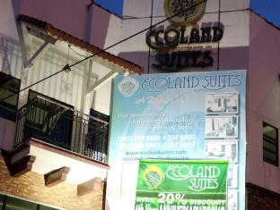 Ecoland Suites Davao City - Inngang