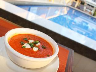 Palms Cove Resort Bohol - Food - Gazpacho