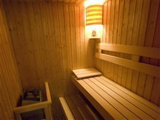 Central Andrassy Avenue Apartment Budapest - Sauna