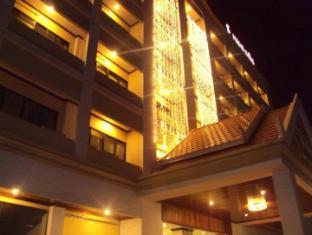 Khounxay Hotel Vientián - Exterior del hotel