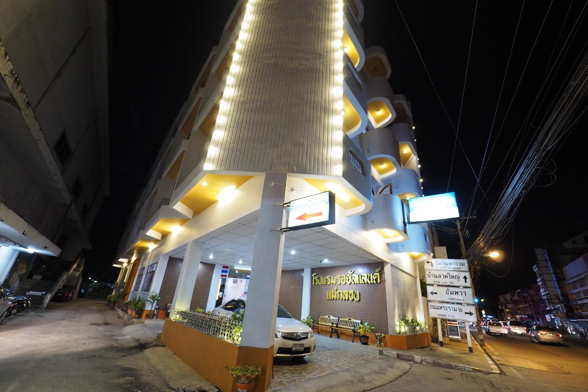 ,Royal Land Mae Klong Hotel