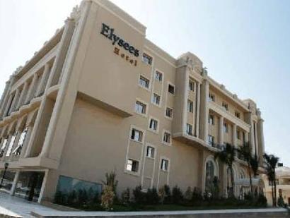 Elysees Dream Beach Hotel Hurghada Egypt