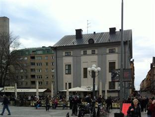 Hotel Soder Stockholm - Medborgarplatsen