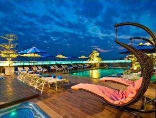 Rashmi's Plaza Hotel Vientiane Vientiane - Pool
