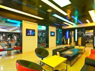 Rashmi's Plaza Hotel Vientiane Vientiane - Gym