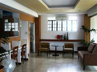 Mira de Polaris Hotel Laoag - avla
