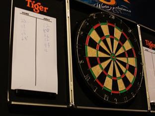 Sinar Serapi Eco Theme Park Resort Kuching - Dart Board
