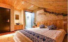 WUZHEN SHUYI RUOSHUI HOMESTAY Private Wooden Studio with Tatami 401, Jiaxing