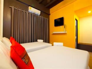 Rucksack Hostel Phuket - Twin Bed