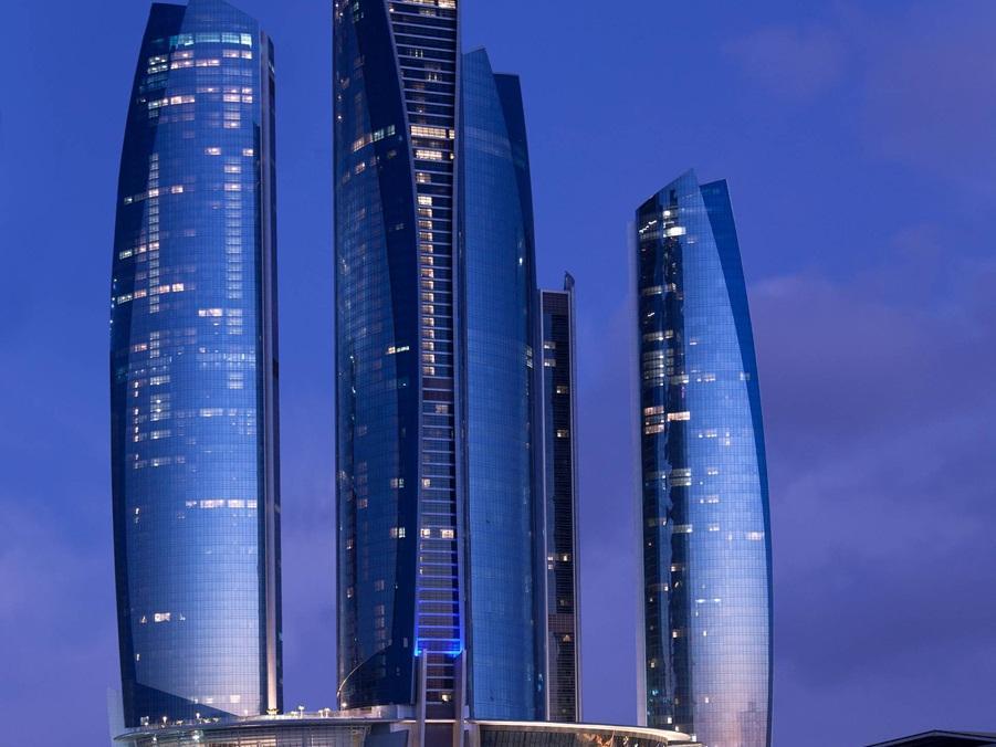 Jumeirah at Etihad Towers Hotel – Abu Dhabi 1