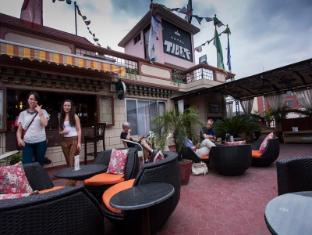 Hotel Tibet Kathmandu - Rooftop Restaurant