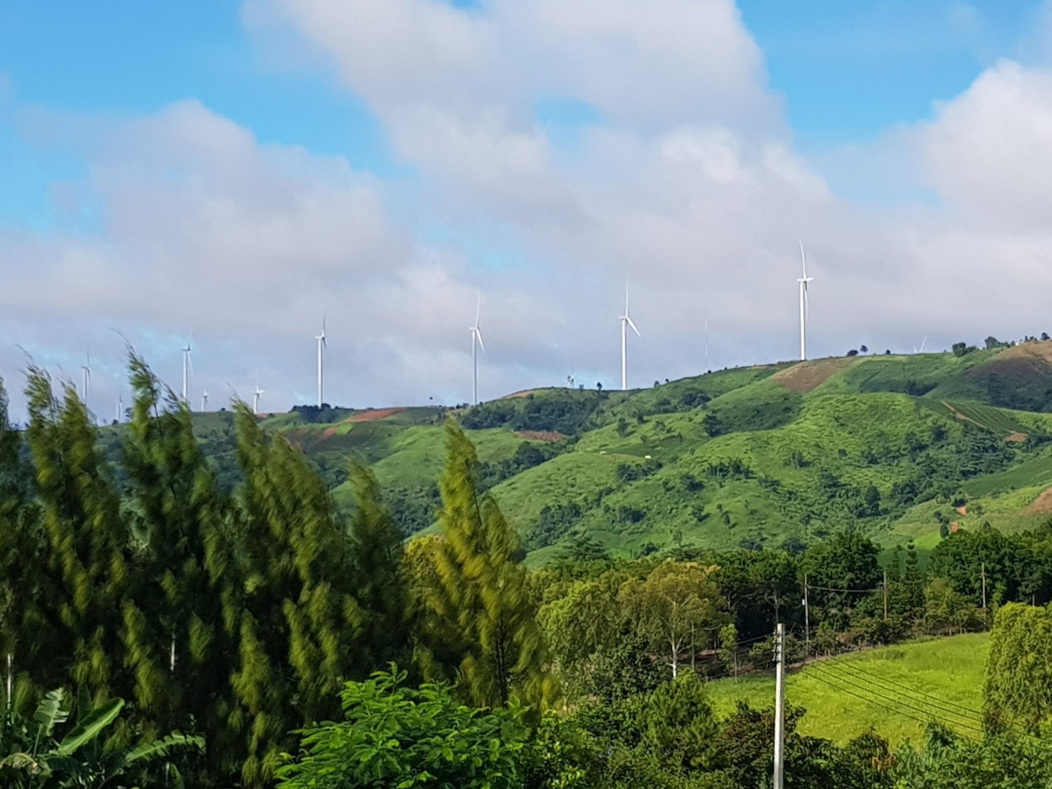 Valley @Windmills Khao Kho