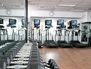 Leonardo Inn Hotel Jerusalem Jerusalem - Fitness Room