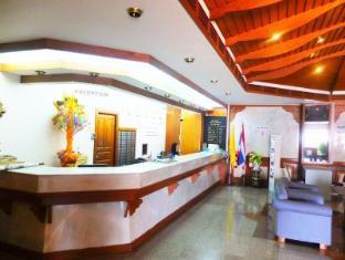 Mike Hotel Pattaya - Reception