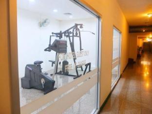 Mike Hotel Pattaya - Fitness Room