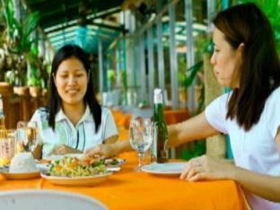 Villa Alzhun Tourist Inn and Restaurant Tagbilaran City - Restaurang