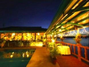 Villa Alzhun Tourist Inn and Restaurant Bohol - Bahagian Luar Hotel