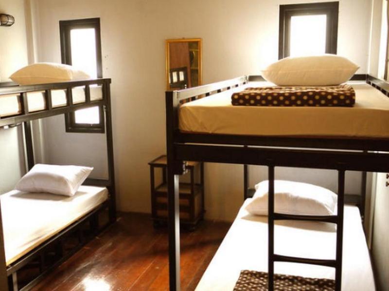 ベッド バンコク ホテル