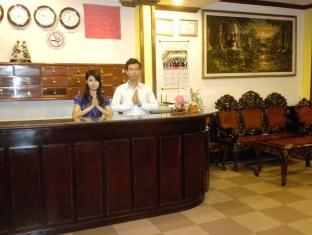 Emerald Morakat Hotel Phnom Penh - Recepción