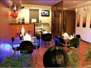 Guijo Suites Makati Manila - Receiving Area