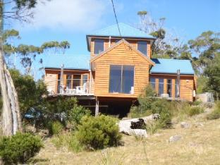 Review The Tree House Bruny Island AU
