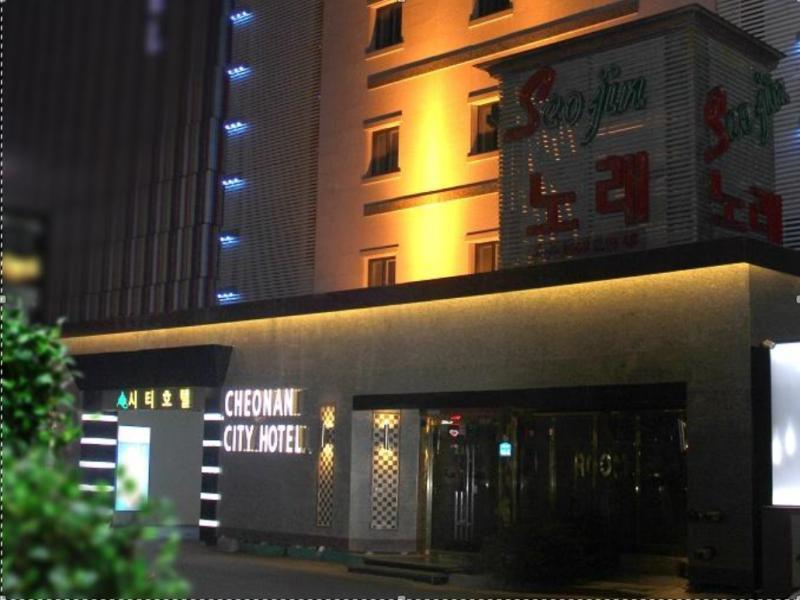 South Korea-천안 시티 호텔 (Cheonan City Hotel)