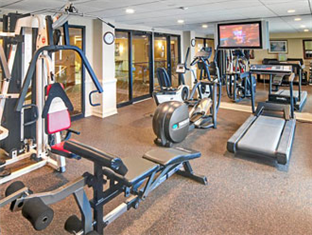 Wyndham Garden Hotel- Newark Airport Newark (NJ) - Fitness Room