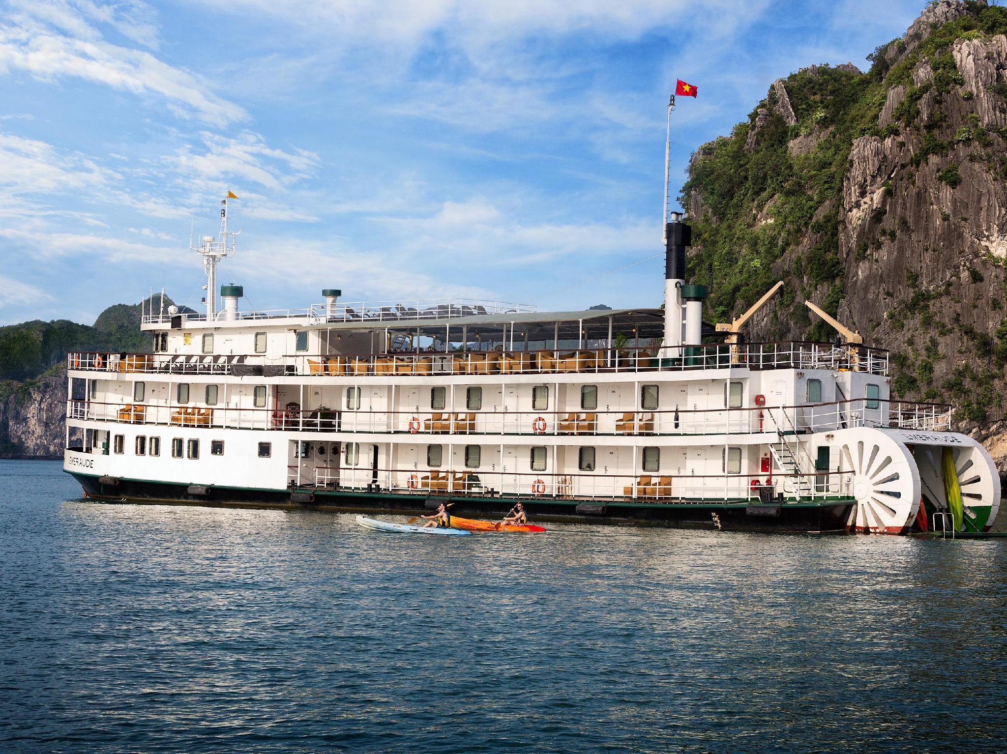 Emeraude Classic Cruises - Halong