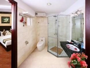 Pearl Suites Grand Hotel Hanojus - Vonios kambarys