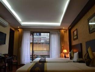 Pearl Suites Grand Hotel Hanojus - Svečių kambarys