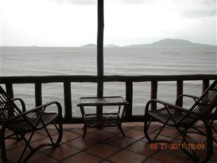Long Villa Inn Kep - Balcony