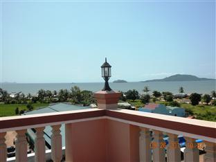 Sok Man Palace Kep - View from the Balcony
