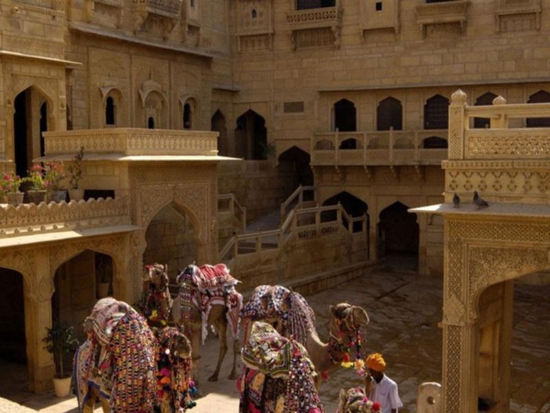 Hotel Narayan Niwas Palace Jaisalmer