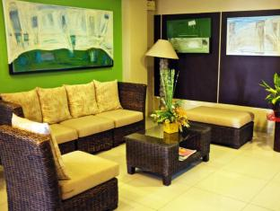 North Palm Hotel and Garden Davao City - Lobi